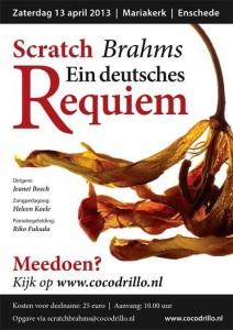 Brahms Scratch